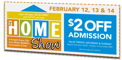 Home Show Discount